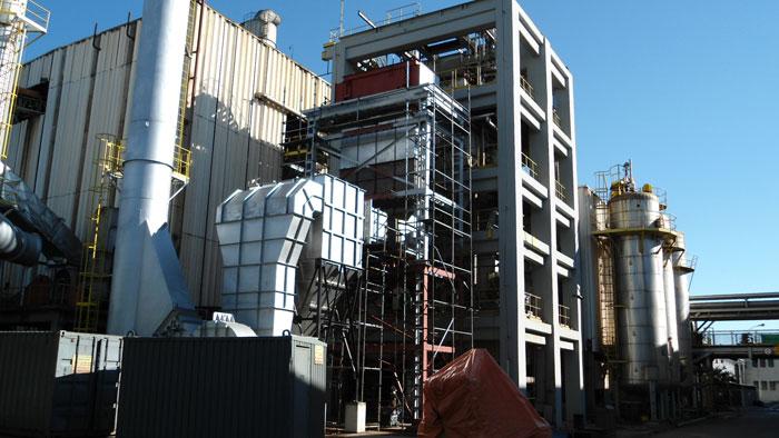 Fornecimento E Instalacao De Pre Ar E Economizador Caldeira Cbc Capacidade 60 Th