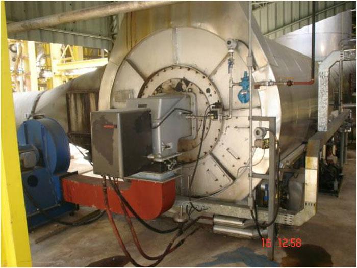 Gerador De Ar Quente Capacidade 8.000.000 Kcal H