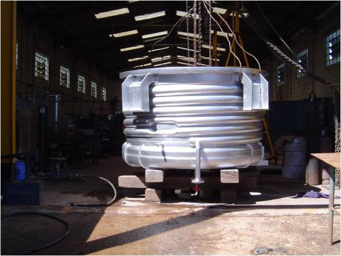 Reator Para Produtos Quimicos