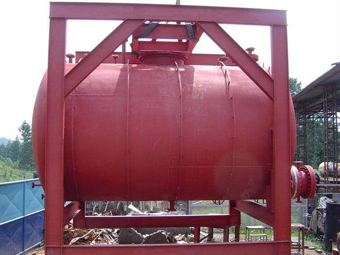Vaso De Pressao Aquecedor De Agua A Pressao De 10 Kg Cm2