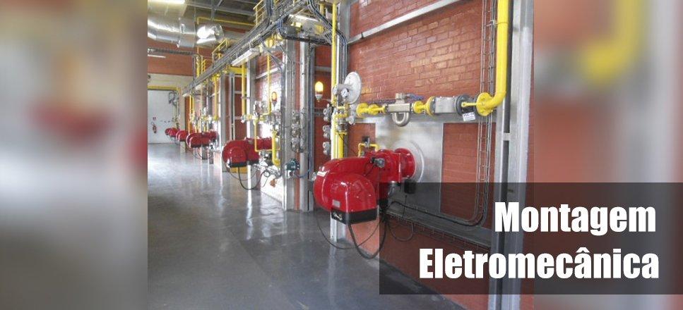 Montagem Eletromecânica