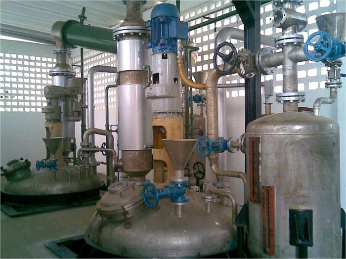 Montagem Eletromecanica De Reatores De Processo