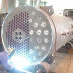 Caldeiraria e montagem industrial