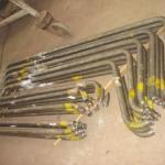 Conformação de tubos de aço
