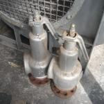 Válvula de segurança para caldeira