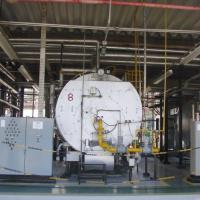 Manutenção de caldeiras a gás