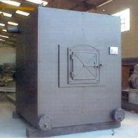 Fornalha para queima de biomassa