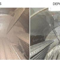 Limpeza química de caldeiras