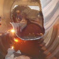 Reforma e manutenção de caldeiras