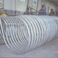 Serpentina industrial